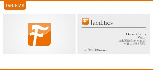 Facilities tarjetas