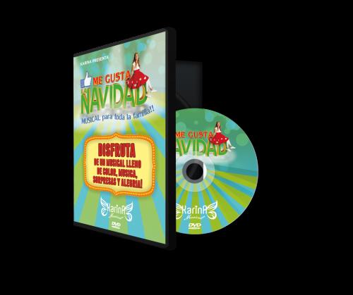 Nuevo DVD MGLN Karina